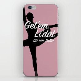 Ballet UHH iPhone Skin