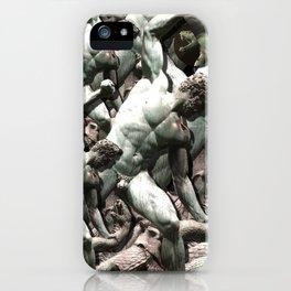 Tuileries Garden sculpture, Paris France iPhone Case