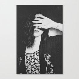 Half Canvas Print