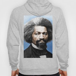 Frederick Douglass Painting In Color Hoody