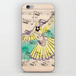 Mandolin Waltz iPhone Skin
