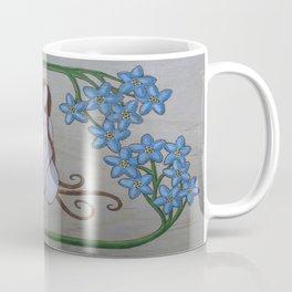 forget me knot nude Coffee Mug