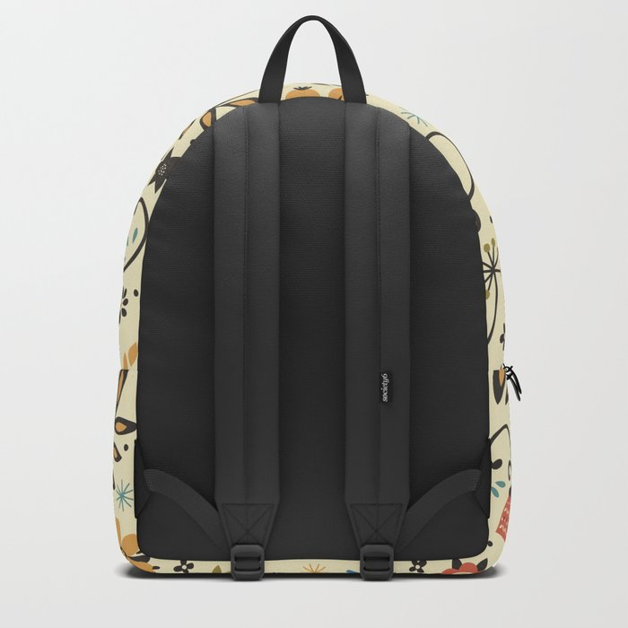 Floral Bloom Backpack