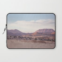 Marfa II - Sunset on the Range Laptop Sleeve