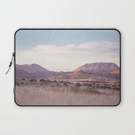 Marfa II - Sunset on the Range Laptop Sleeve