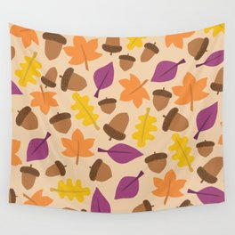 Acorn Wall Tapestry