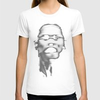 faces T-shirts featuring FACES by ELECTRICBLOOM