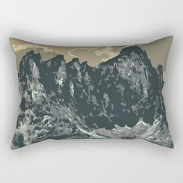 Tombstone Territorial Park Rectangular Pillow