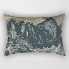 Tombstone Territorial Park Rectangular Pillow