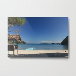 100 Islands, Philippines Metal Print