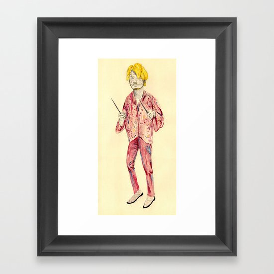 Kakihara | Ichi the Killer Framed Art Print
