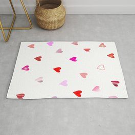 Hearts of Love for All Rug