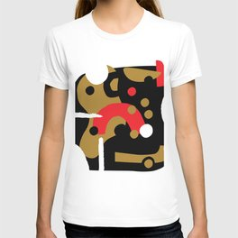 Abstraction level T-shirt