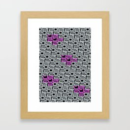 Dalla Dalla - ITZY Debut (part 2) Framed Art Print