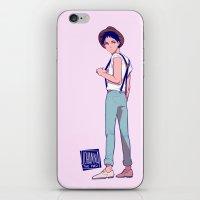 johannathemad iPhone & iPod Skins featuring ☆ P R E T T Y B O Y S ☆ - akaashi by JohannaTheMad