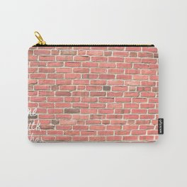 One Brick Higher Carry-All Pouch