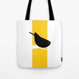 Turdus Merula 03 Tote Bag