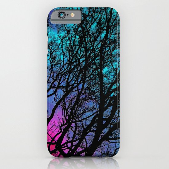 Behind The ol' Crape Myrtle iPhone & iPod Case