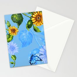 Sunflower's Glory Stationery Cards