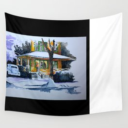 A Christmas Story Wall Tapestry