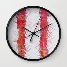 Radio Wall Clock