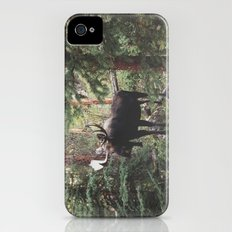 The Modest Moose iPhone (4, 4s) Slim Case