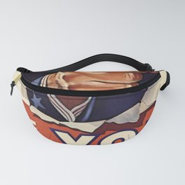Are You Doing All You Can? Fanny Pack