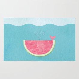 Sea Melon Rug