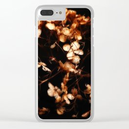 Warm Glow Clear iPhone Case
