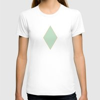 mint T-shirts featuring Mint by Sandy Cary
