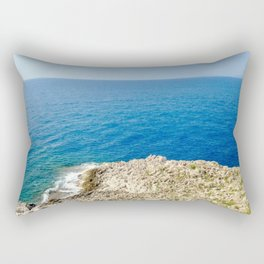 Bunker Sea View Rectangular Pillow