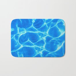 Water reflections Bath Mat