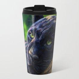 Black Panther Travel Mug