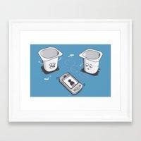 evolution Framed Art Prints featuring Evolution by 2mzdesign