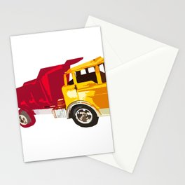 Dump Me Truck! Stationery Cards