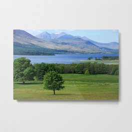 Lakes Of Killarney, Killarney National Park, Ireland Metal Print
