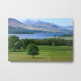 Lakes Of Killarney, Killarney National Park, Ireland Metal Print