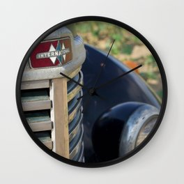 Farm Truck Wall Clock