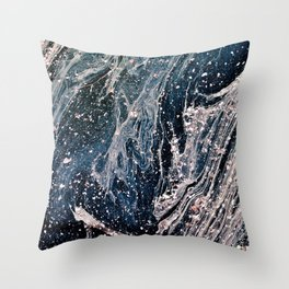 Abstract #01 Throw Pillow