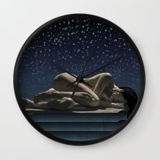 When we finish our work on earth... Wall Clock