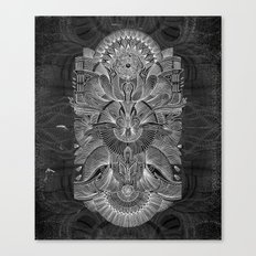 Etched Offering II Canvas Print