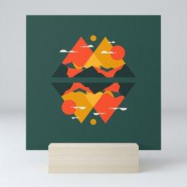 Pencil Scapes 23 Mini Art Print