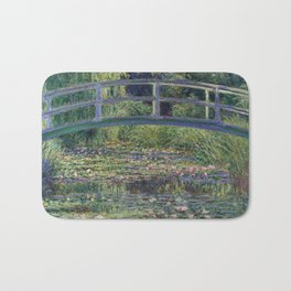 Monet Bath Mat
