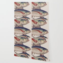 Fish Classic Designs 5 Wallpaper