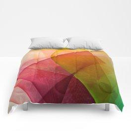 Abstraction III Comforters