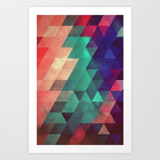 Xx ymbry Art Print