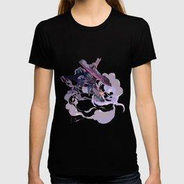 Zeta Gundam Showdown T-shirt