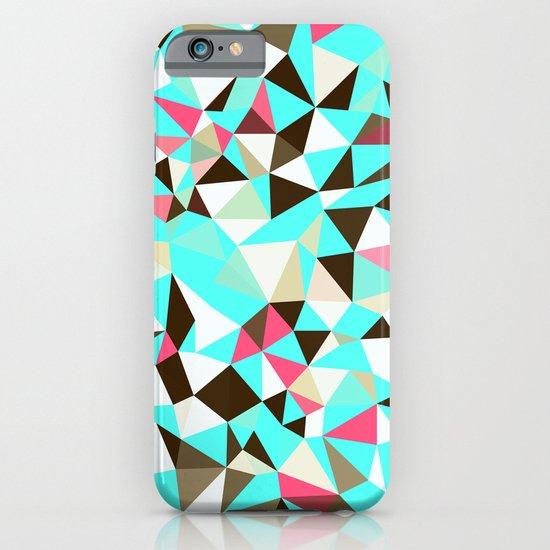 Cherry Mint Choco Tris iPhone & iPod Case