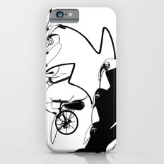 penguin posse iPhone 6s Slim Case