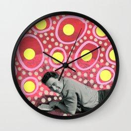 Tender Break Wall Clock